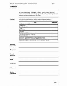 project highlight report template excel free With end of project report template