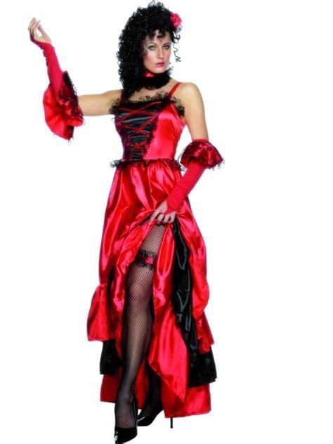 costume femme de danseuse de saloon  deguisement de