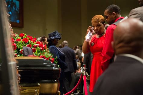 mourning  michael brown call  change