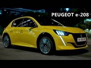 Peugeot 208 Reifengröße : all new peugeot 208 and e 208 2020 youtube ~ Jslefanu.com Haus und Dekorationen
