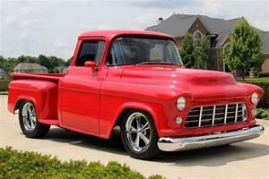 Purchase New 1956 Chevrolet Pickup Supercharged Custom