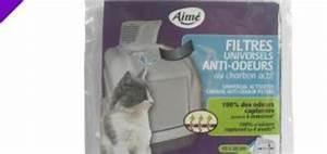 Litiere Chat Anti Odeur : filtre litiere chat ~ Melissatoandfro.com Idées de Décoration