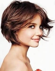 Coupe Carré Visage Rond : forme visage comment bien choisir sa coupe de cheveux ~ Melissatoandfro.com Idées de Décoration