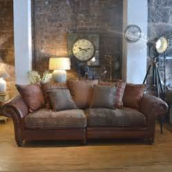 leather and fabric mix sofas leather and fabric sofa