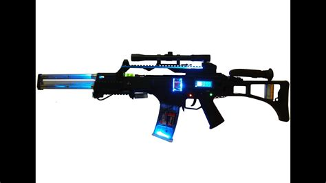 homemade  coilgun future energy weapon model youtube