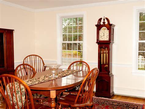 dazzling howard miller clocks  dining room traditional