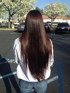 Dark chocolate brown hair, Chocolate brown hair and ...
