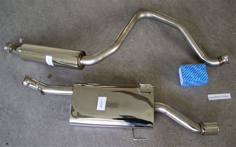 pictures saab stainless steel exhausts mufflers
