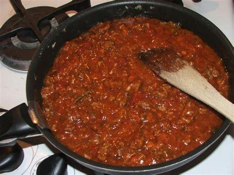 recette pate a la bolognaise maison sauce bolognaise maison