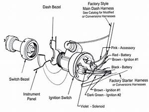 Wiring Diagram 1956 Chevy Ignition Switch