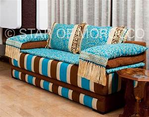 moroccan modern sofa With moroccan sofa bed