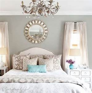 Bedroom mirror wall decor : Shades of grey the new neutral foundation for interiors