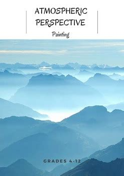 atmospheric perspective painting tints  shades  kcs