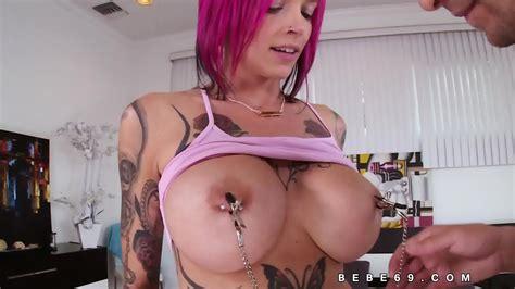 Anna Bell Peaks Huge Tits Babe Sucking Eporner
