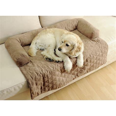 coussin de luxe pour canapé couchage pour chien chiens chez wanimo com