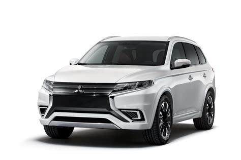 Mitsubishi Oulander by 2015 Mitsubishi Outlander Phev Concept S Top Speed