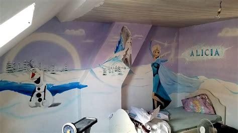 reine des neiges chambre chambres d 39 enfants