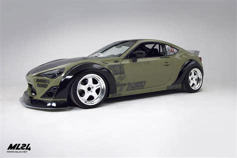 frs scion body kit ml24 automotive design prototyping and body kits