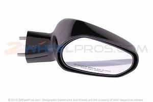 Mirror Replacement Parts For 2007 Honda Aquatrax F