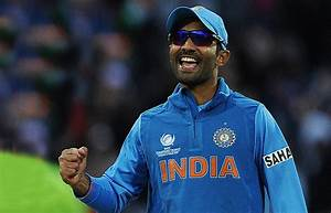 Dinesh Karthik Gets ODI Lifeline As He Replaces The ...