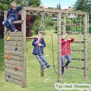 spielturm klettergerust sprossenwand kletterwand With französischer balkon mit fußballtor für garten kinder