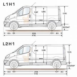 Dimension Opel Vivaro : mxteam choix utilitaire pour transport cross ~ Gottalentnigeria.com Avis de Voitures