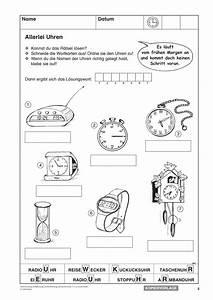 Zeitspannen Berechnen Grundschule : sachunterricht arbeitsbl tter grundschule lehrerb ro ~ Themetempest.com Abrechnung