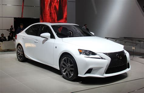 Revisiting The 2014 Lexus Is F-sport