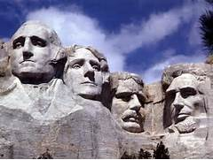 Few people who visit Mount Rushmore will forget the name of its    Rushmore