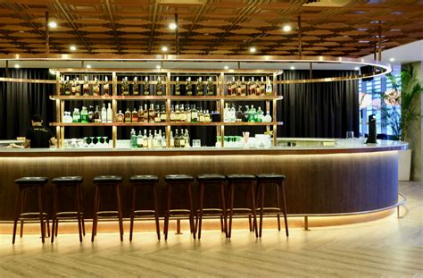 Office Bar by Diageo S Singapore Office Has A Bar To Rule All Office