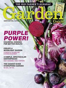 The Old Farmer U0026 39 S Almanac Garden Guide 2020 Online Edition