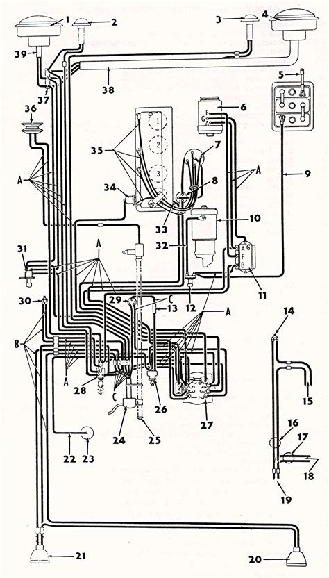 1967 Jeep Cj Wiring Diagram by 1973 Jeep Cj5 Wiring Diagram Free Picture Wiring Library