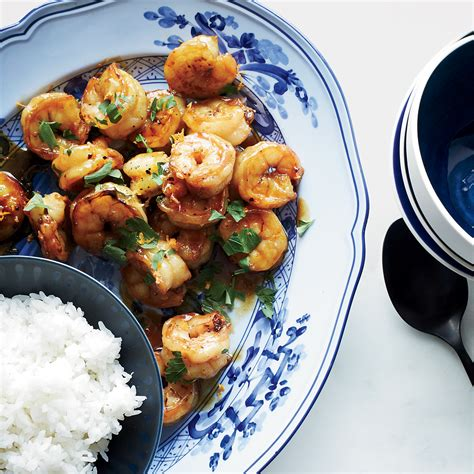 orange glazed shrimp recipe todd porter  diane cu
