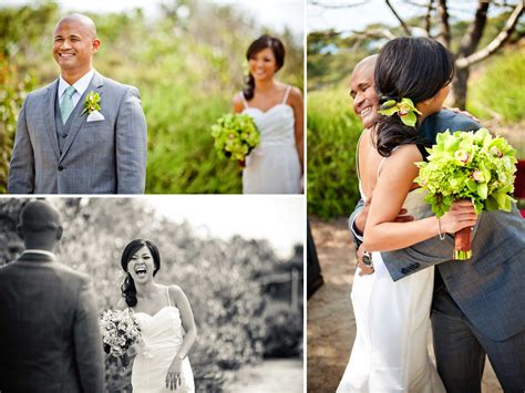 Outdoor Wedding On The Cliffs Of Torrey Pines State