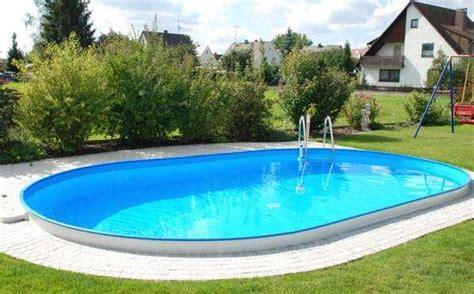 Pool In Erde Einbauen by Pool In Erde Einbauen Poolr Nder Zu Machen Aber Wie