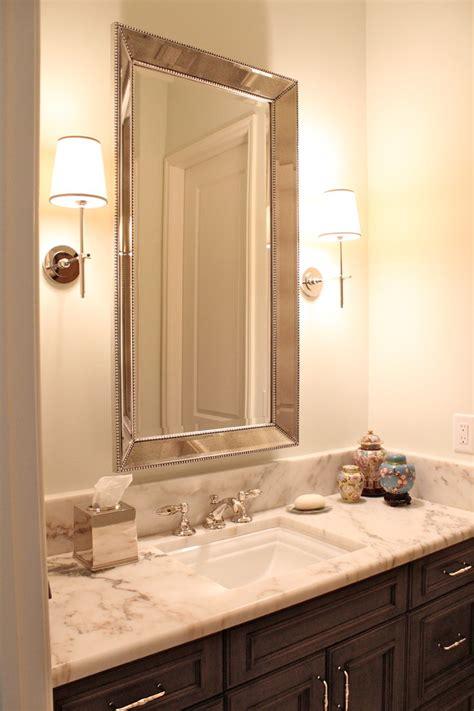 bathroom powder room ideas fabulous restoration hardware mirrors decorating ideas