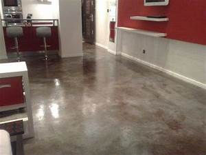 Vernis Sol Beton : vernis dalle beton construction maison b ton arm ~ Premium-room.com Idées de Décoration