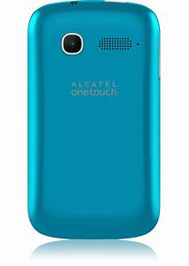 Alcatel One Touch Pop C1 Turquoise Edge