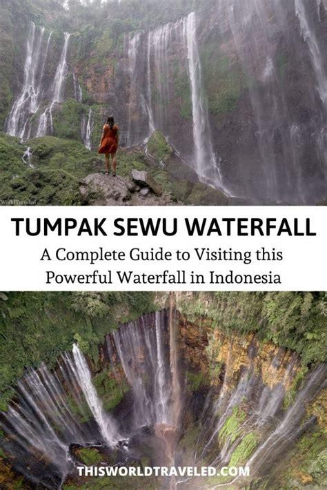 Tumpak Sewu Waterfall in East Java, Indonesia - This World