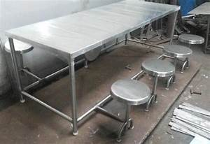 stainless steel dining table set manufacturer supplier in With stainless steel dining table set