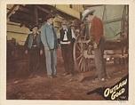 Outlaw Gold 1950 Original Lobby Card #FFF-34737 ...
