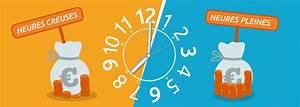 Heure Pleine Heure Creuse : heures creuses les prix horaires et conomies ~ Melissatoandfro.com Idées de Décoration