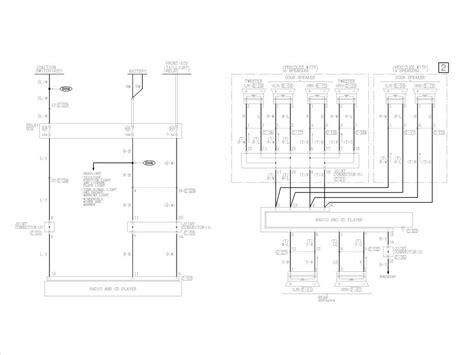 2013 mitsubishi lancer audio wiring diagram the