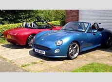 Bertini GT25 in red and blue BMW Z3 based kit car YouTube