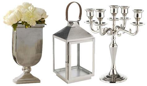Deko Wohnzimmer Silber by Wohnzimmer Dekoration Silber
