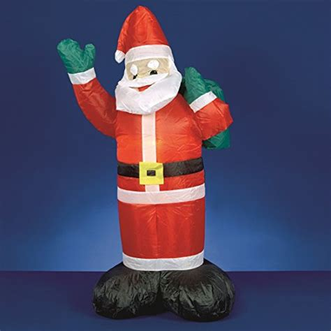 inflatable santa premier christmas decorations