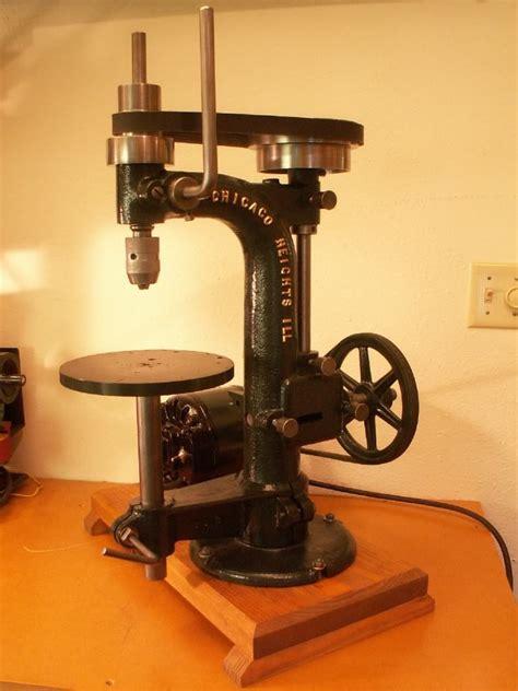 canedy otto  drill press  jacob perrick