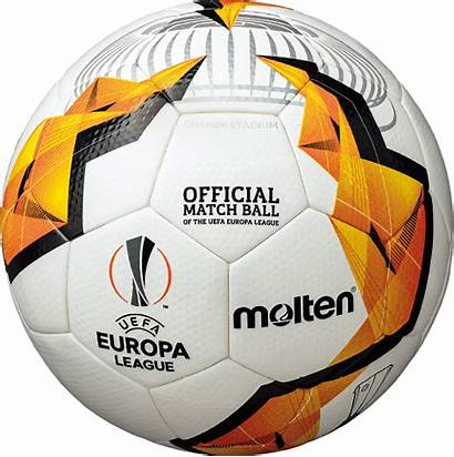Ball Official League Europa Uefa Features Match