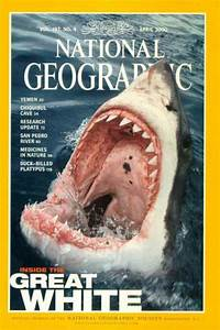 National Geographic April 2000 Issue