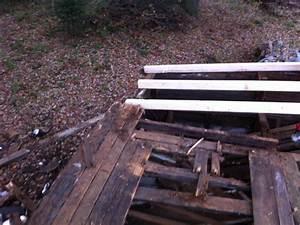 Oprava dřevěné chaty